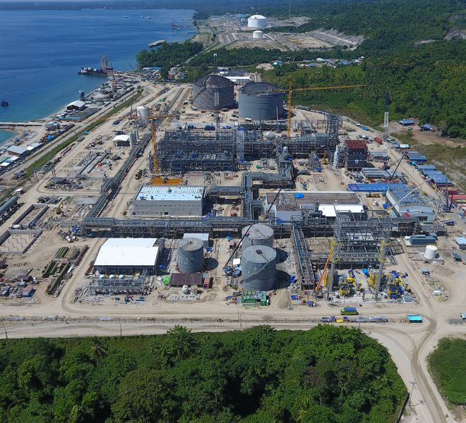 Banggai Ammonia Plant Capacity 2,000 t/day