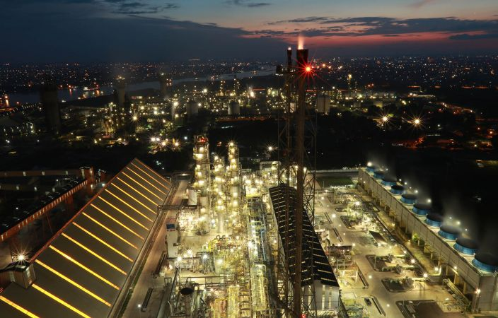 PETROCHEMICAL & OVERSEAS