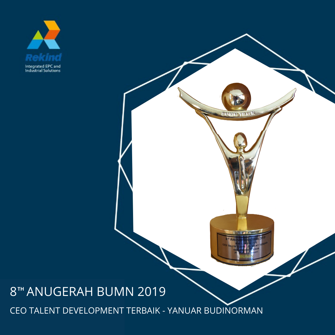 8th ANUGERAH BUMN 2019_CEO DEVELOPMENT TERBAIK