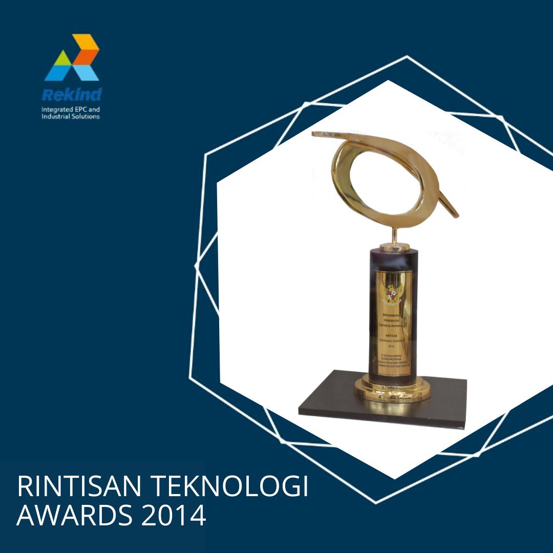 RINTISAN TEKNOLOGI AWARD 2014