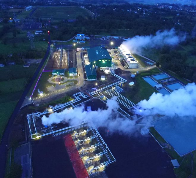 Lahendong unit 5 & 6 Geothermal Power Plant Project 2 x 20 MW