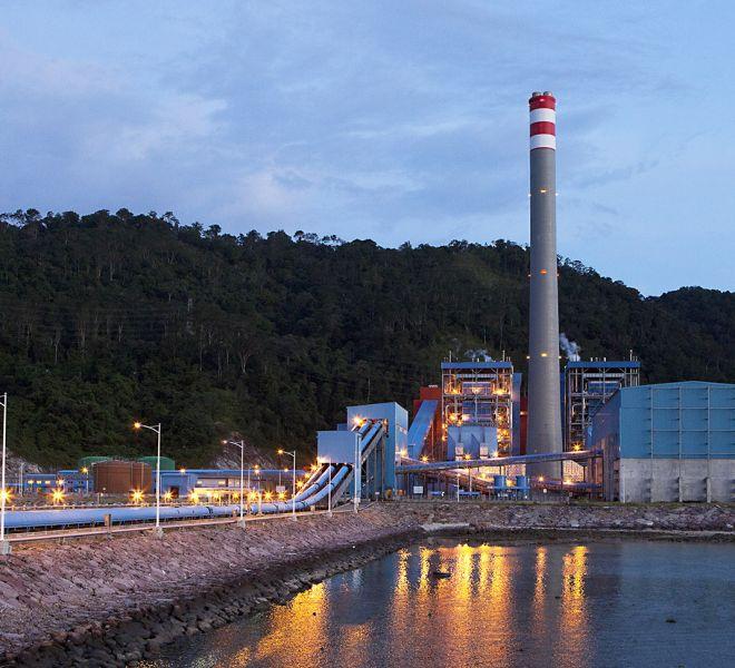 PLTU Sumatera Barat 2 x 112 MW Project West Sumatera