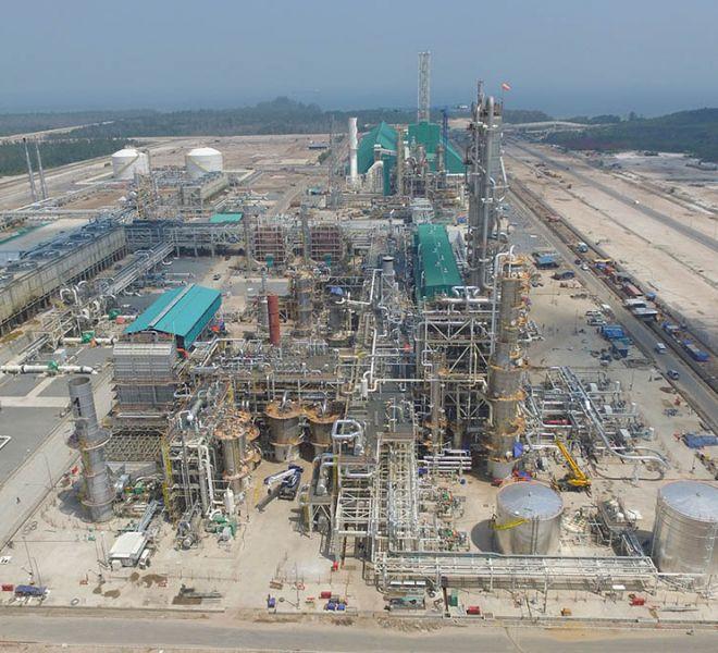 Sabah Ammonia/Urea Plant (SAMUR)