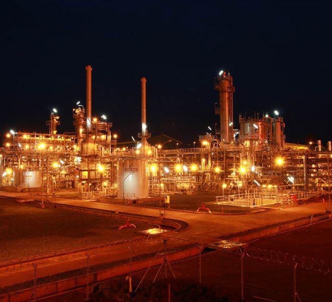Pembangunan Fasilitas Produksi Gas Donggi Proyek Pengembangan Gas Matindok ( PPGM )